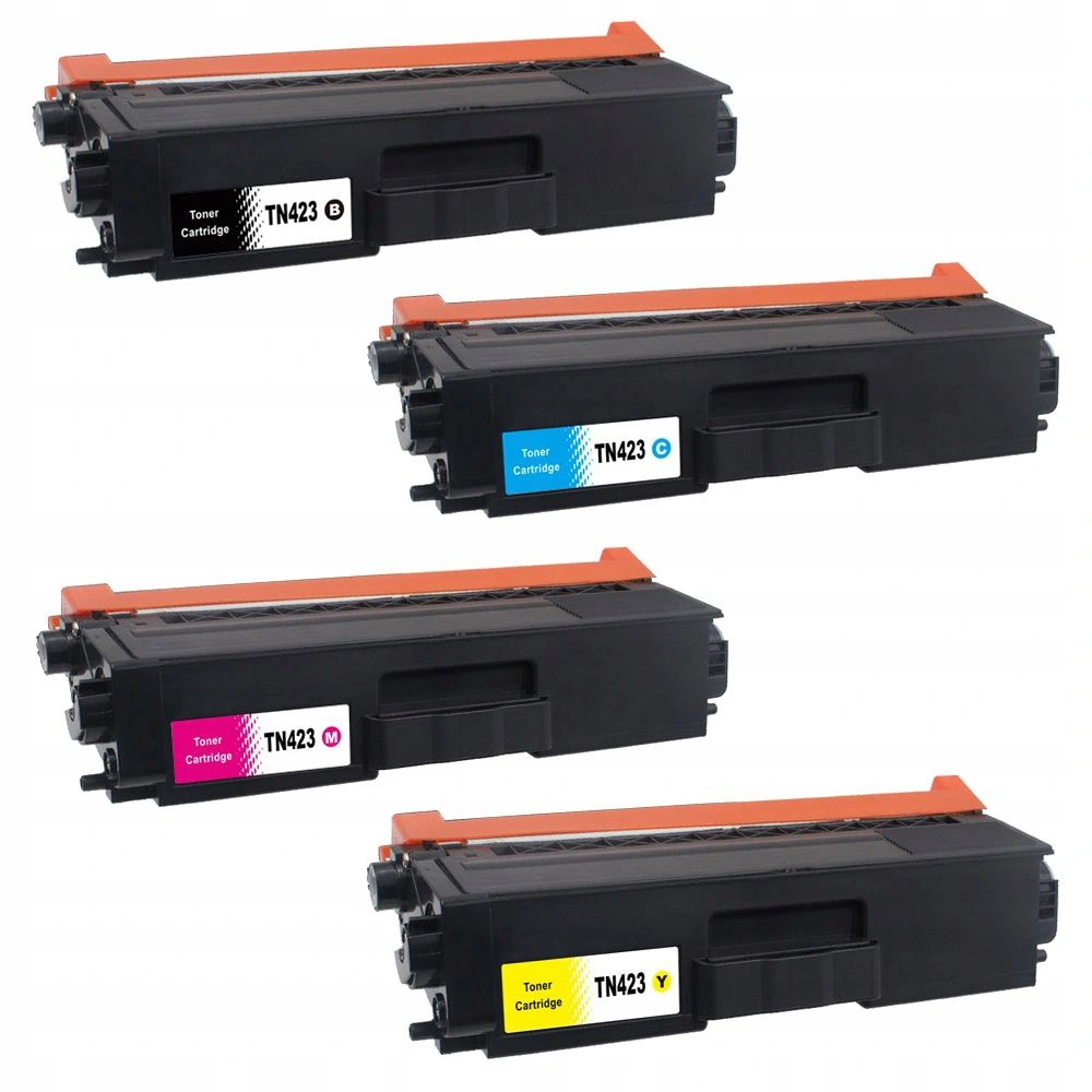 Toner Brother TN-423BK black - kompatibilní